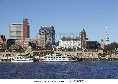 Hamburg - St. Paul Jetties
