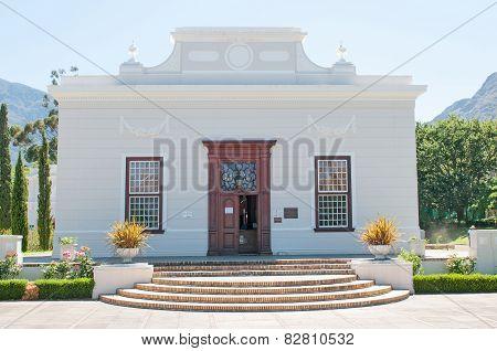 Huguenot Museum In Franchoek