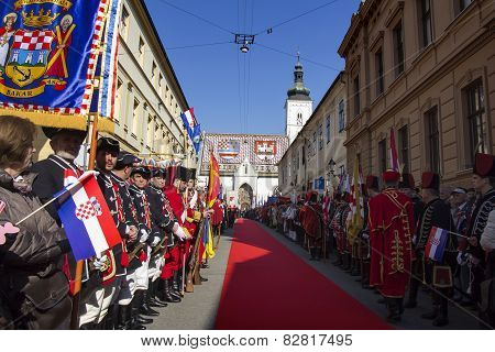 Croatian Historical Troops