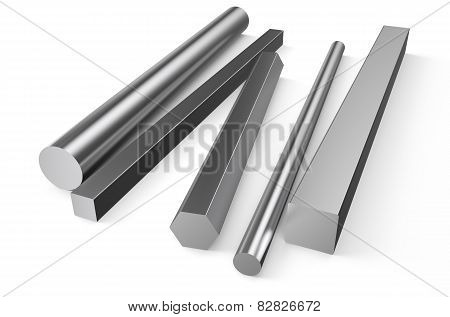 Rolled Metal Stock 1