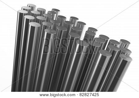 Rolled Metal, Rods