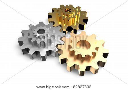 Gearwheels 3