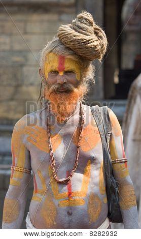 Shaiva sadhu