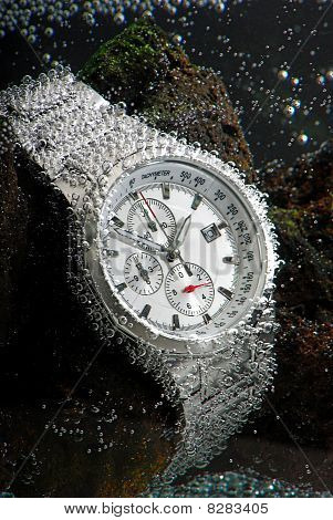 Waterproof Chronograph Watch