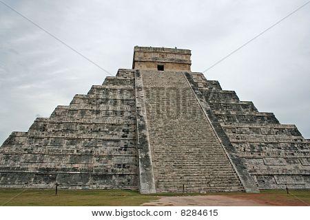Chichen Itza Mexico Temple of Kukulkan