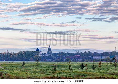 Bogolyubov Meadow. Russia