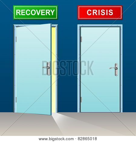 Recovery And Crisis Doors