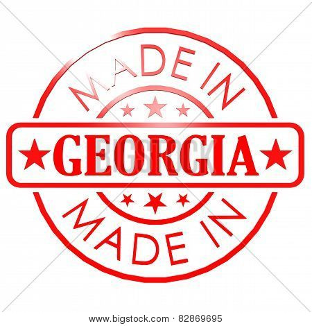 Made In Georgia Red Seal