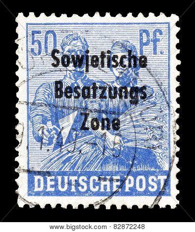 Soviet Zone 1948