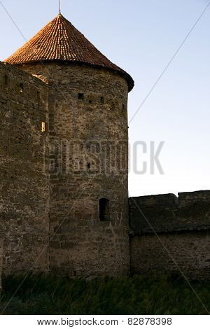 tower in the fortress