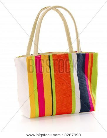 Colorful Hand Bag