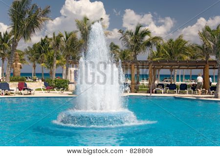 mexico pool ocean waterworks