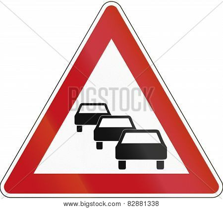 Traffic Queues Likely