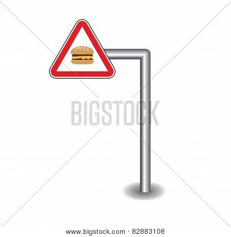 Sign On The Stick