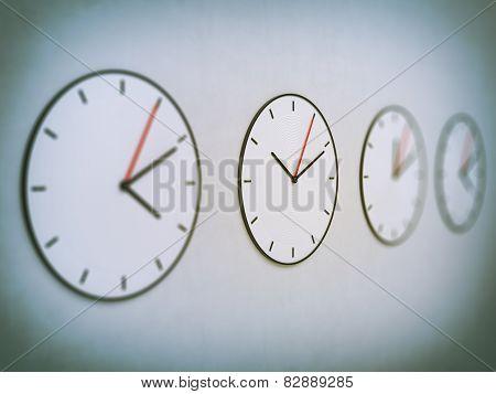 Classic Clock Dial