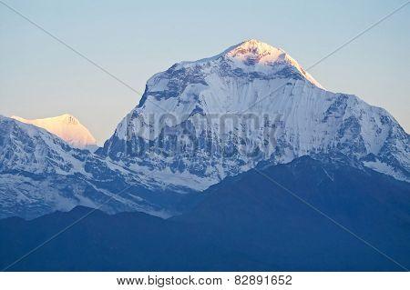 Dhaulagiri Himalaya, Nepal