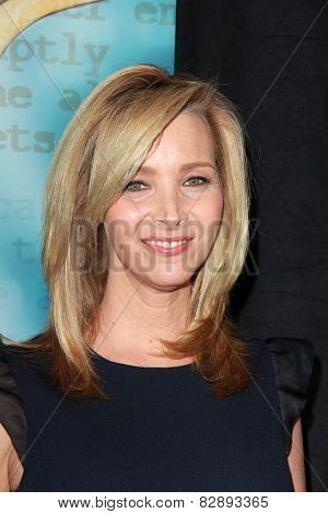 LOS ANGELES - FEB 14:  Lisa Kudrow at the 2015 Writers Guild Awards at a Century Plaza Hotel on February 14, 2015 in Century City, CA