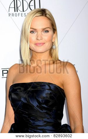 LOS ANGELES - FEB 14:  Sunny Mabrey at the 2015 Make-up and Hair Stylists Guild Awards at a Paramount Theater on February 14, 2015 in Los Angeles, CA