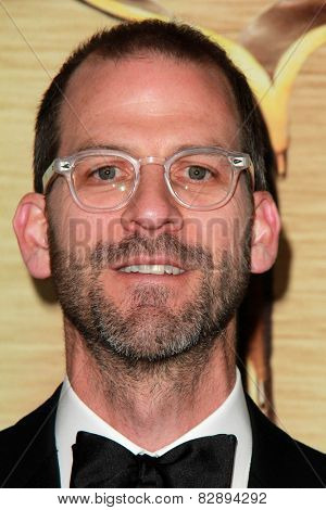 LOS ANGELES - FEB 14:  Charlie Siskel at the 2015 Writers Guild Awards at a Century Plaza Hotel on February 14, 2015 in Century City, CA