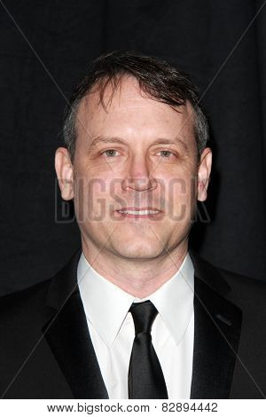 LOS ANGELES - FEB 14:  Brian Knappenberger at the 2015 Writers Guild Awards at a Century Plaza Hotel on February 14, 2015 in Century City, CA