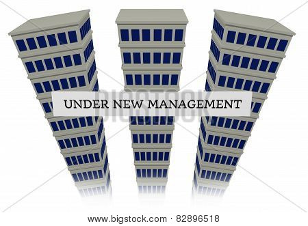 Building under new management