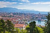 picture of amaze  - Amazing Split waterfront aerial view - JPG