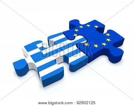 Greece - European Union Puzzle