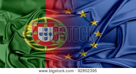 European Union and Portugal.
