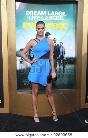 LOS ANGELES - MAY 27:  Nina Agdal at the