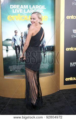 LOS ANGELES - MAY 27:  Malin Akerman at the