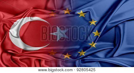 European Union and Turkey.