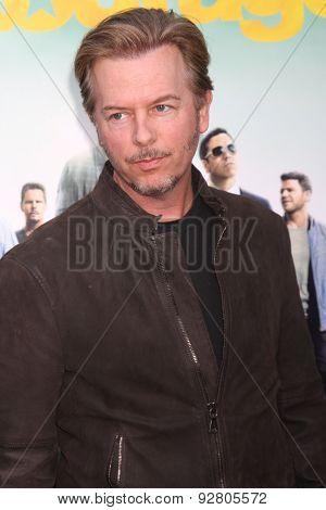 LOS ANGELES - MAY 27:  David Spade at the