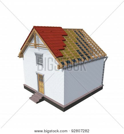 Architecture Model House