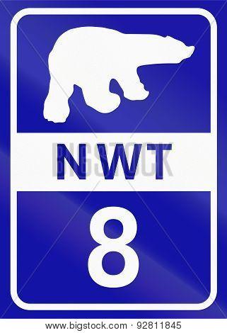 Northwest Territory Highway 8