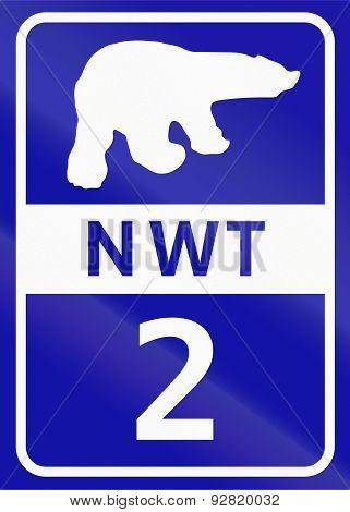 Northwest Territory Highway 2