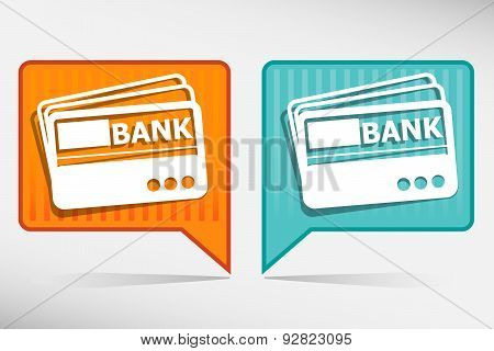Credit Card, Bank Pointer