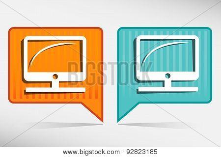 Desktop Computer Pointer