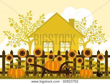 Autumn Garden