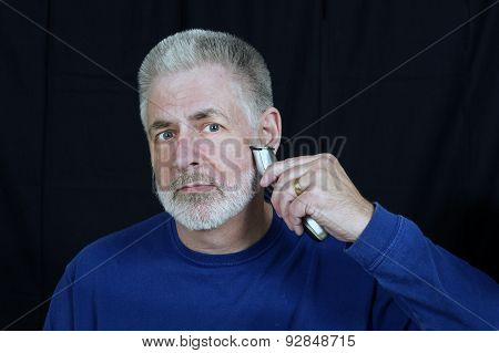 Shaving Off Beard