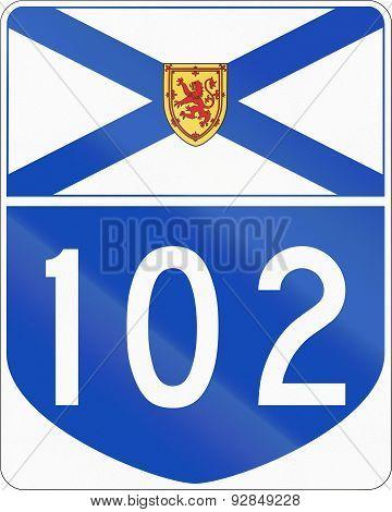 Nova Scotia Highway 102