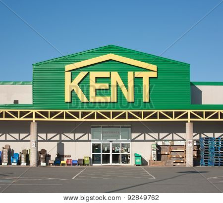 Kent Building Supplies Outlet.