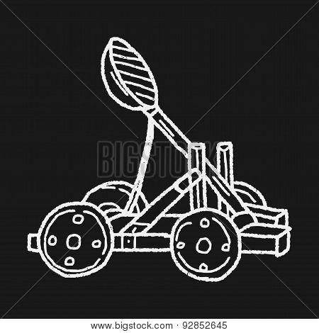 Trebuchet Doodle