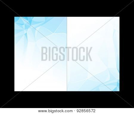 Abstract background or cover easy editable