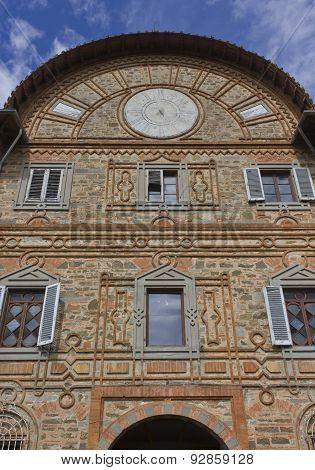 Sammezzano Ancient Castle