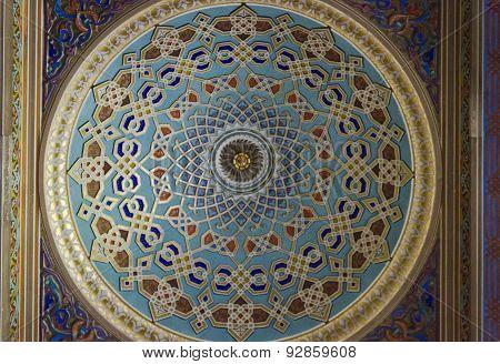 Oriental Ceiling
