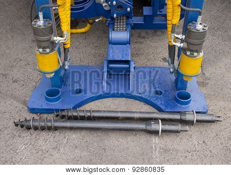 Hydraulic Cylinders of boring machine