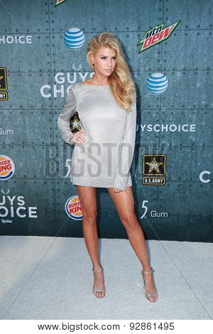LOS ANGELES - JUN 6:  Charlotte McKinney at the Guys Choice Awards 2015 at the Culver City on June 6, 2015 in Sony Studios, CA