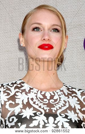 LOS ANGELES - JUN 6:  Leven Rambin at the 14th Annual Chrysalis Butterfly Ball at the Private Residence on June 6, 2015 in Los Angeles, CA