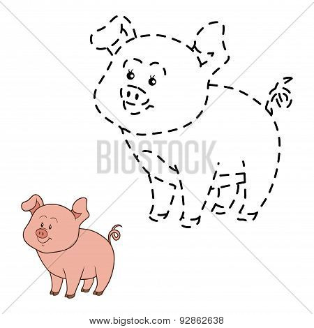 Connect The Dots (pig)