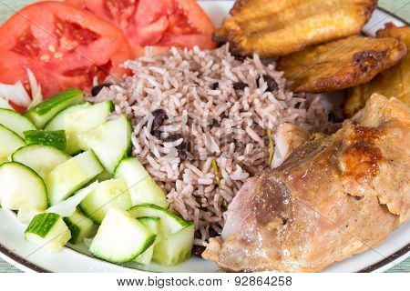 Cuban Cuisine: Traditional Creole Dish